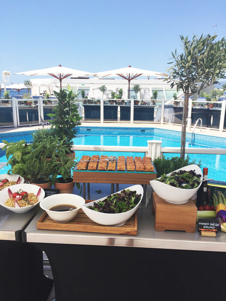 JW Marriott Cannes ***** Panorama Rooftop