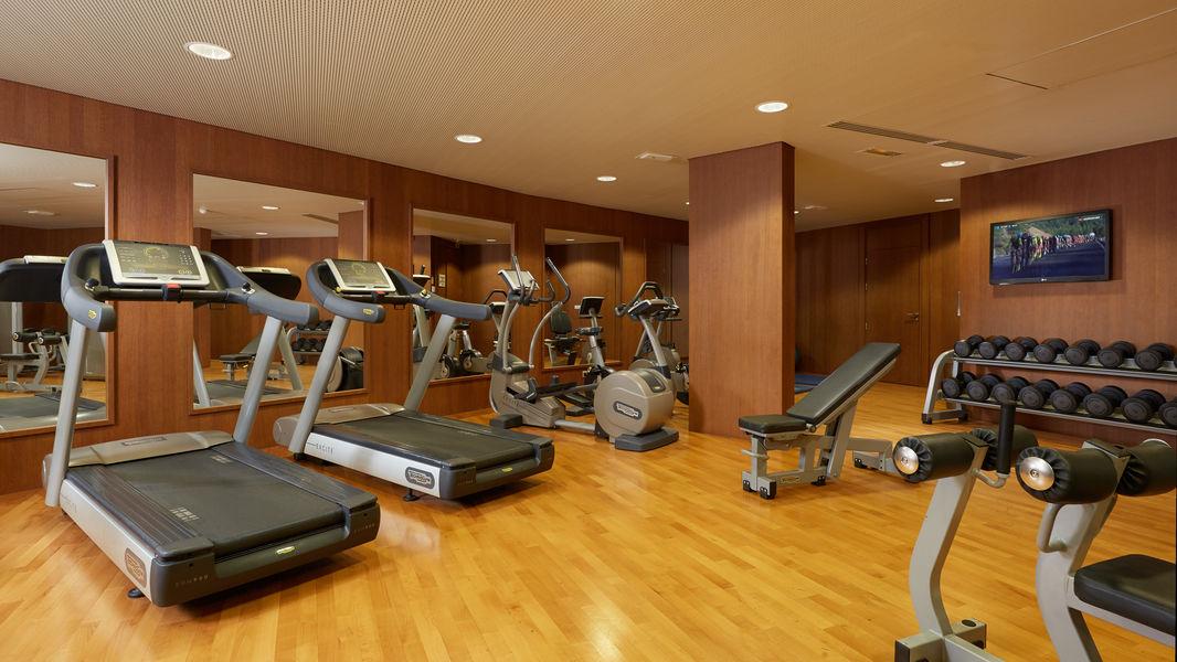 Crowne Plaza Paris - Charles de Gaulle **** Salle de fitness