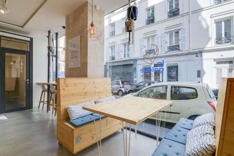 La Galerie Café Coworking Espace complet