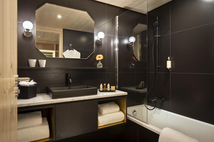St-Alban Hotel & Spa Salle de bain