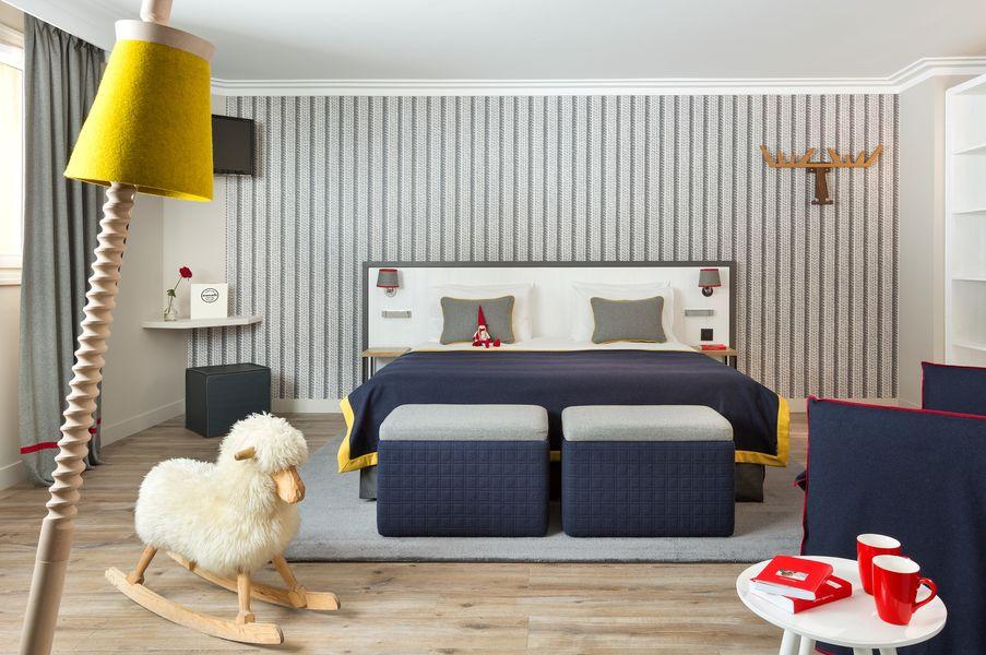 Araucaria Hotel & Spa  Chambre Familiale