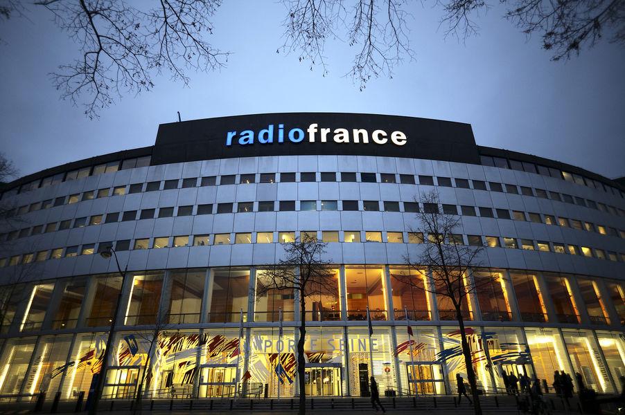 La Maison de la radio La Maison de la radio