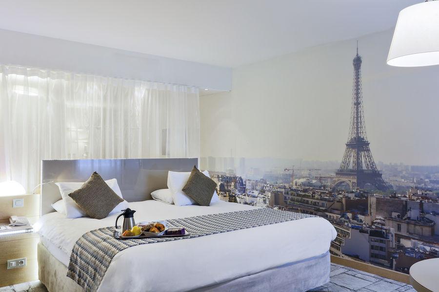 Mercure Vaugirard Paris Porte De Versailles **** Chambre - Suite