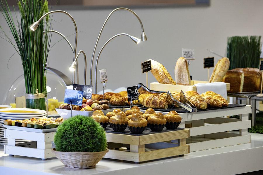 Mercure Vaugirard Paris Porte De Versailles **** Notre petit-déjeuner buffet