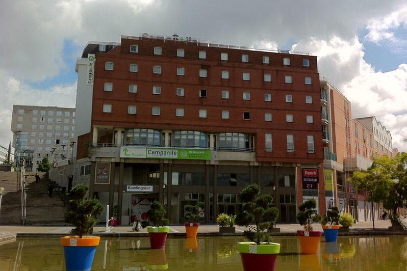 Campanile Saint Quentin en Yvelines*** HOTEL CAMPANILE