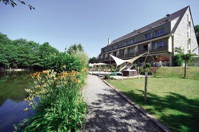 Hôtel Les Rives *** Domaine du Lac.