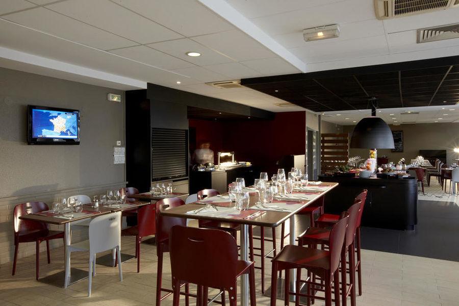 Campanile Saint Quentin en Yvelines*** Restaurant