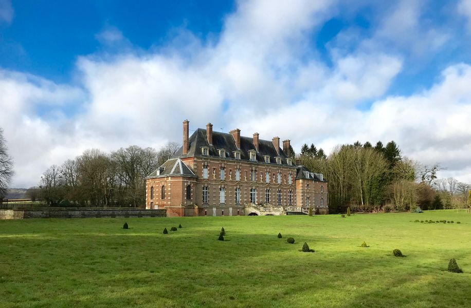 Château d'Auteuil  Parc de 3 hectares