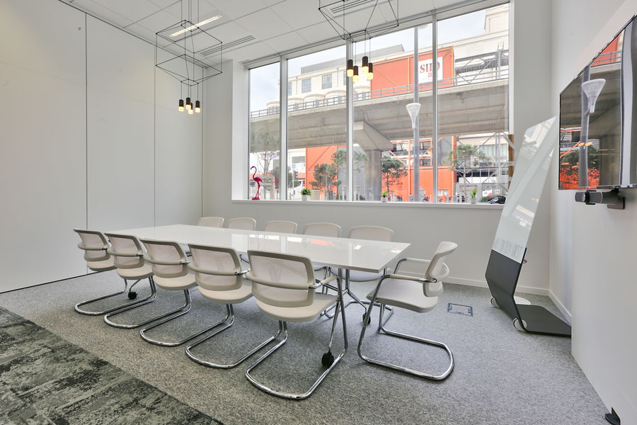 Wellio Marseille  Salle de réunion classique - 12 personnes