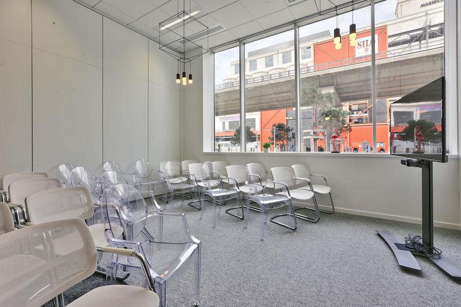 Wellio Marseille  Salle de réunion classique - Format théatre