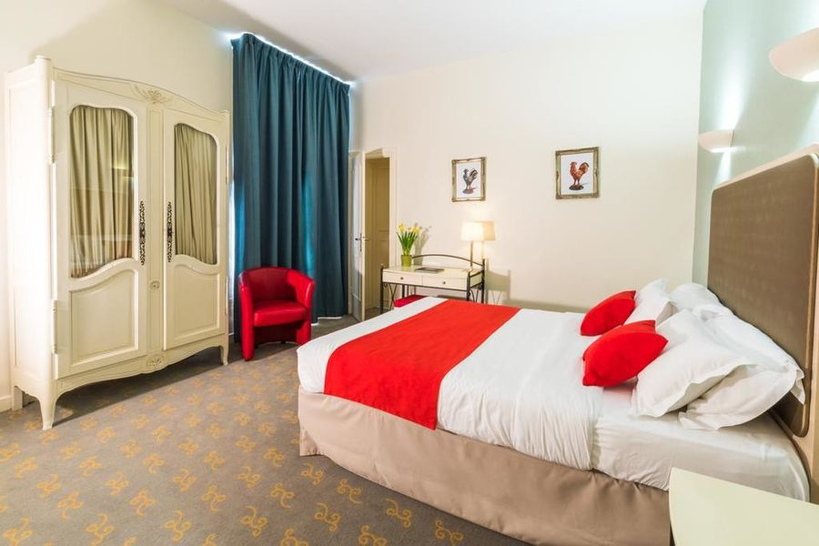 Best Western Hotel de France (Bourg-en-Bress) Chambre