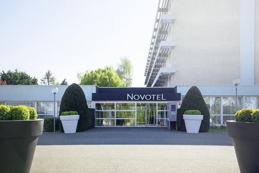 Hôtel Novotel Poissy Orgeval Extérieur
