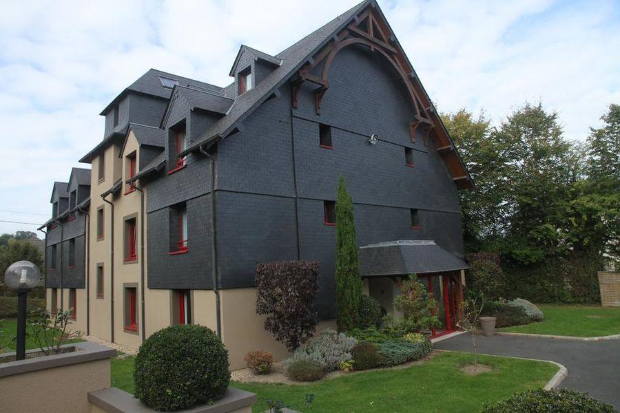 Hotel Antares - Le Spa Honfleur *** Extérieur