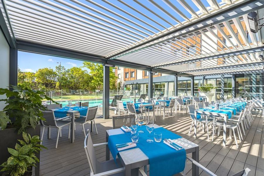 Holiday Inn Toulouse Airport Terrasse