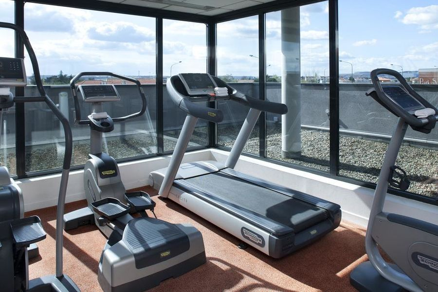 Holiday Inn Toulouse Airport Salle de fitness