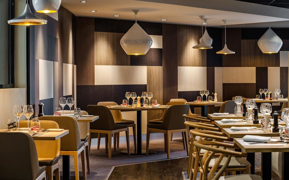 Holiday Inn Toulouse Airport Restaurant