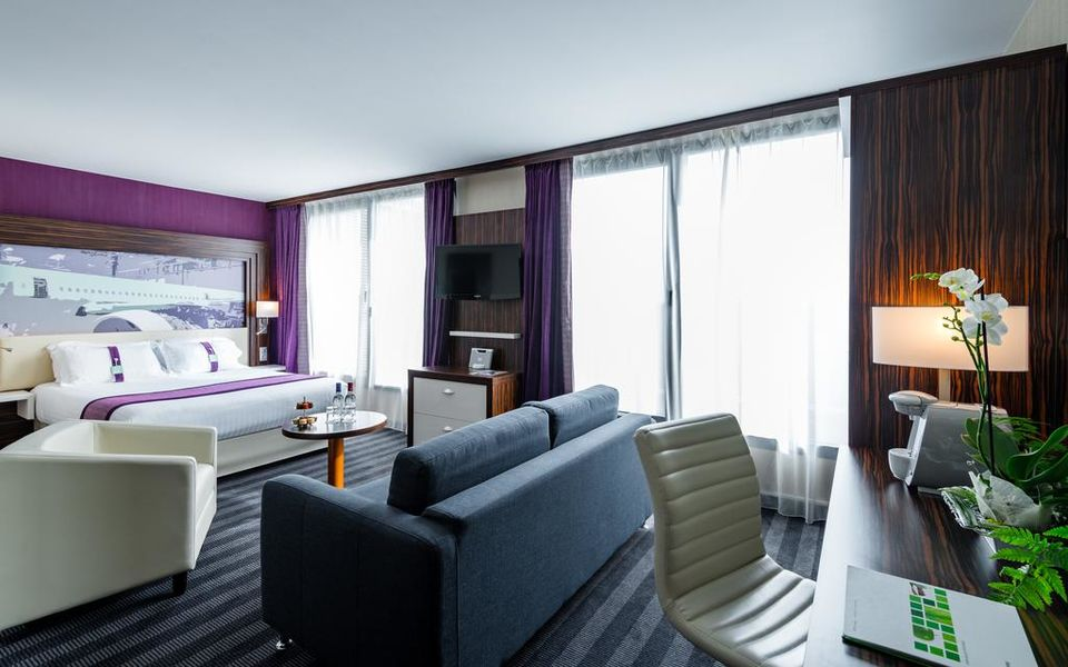 Holiday Inn Toulouse Airport Chambre