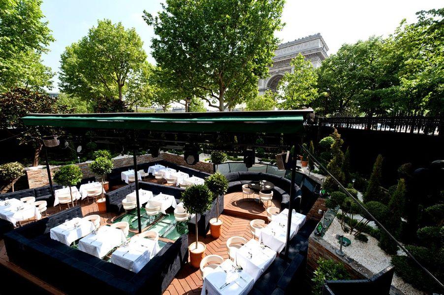 L'Arc Paris Terrasse