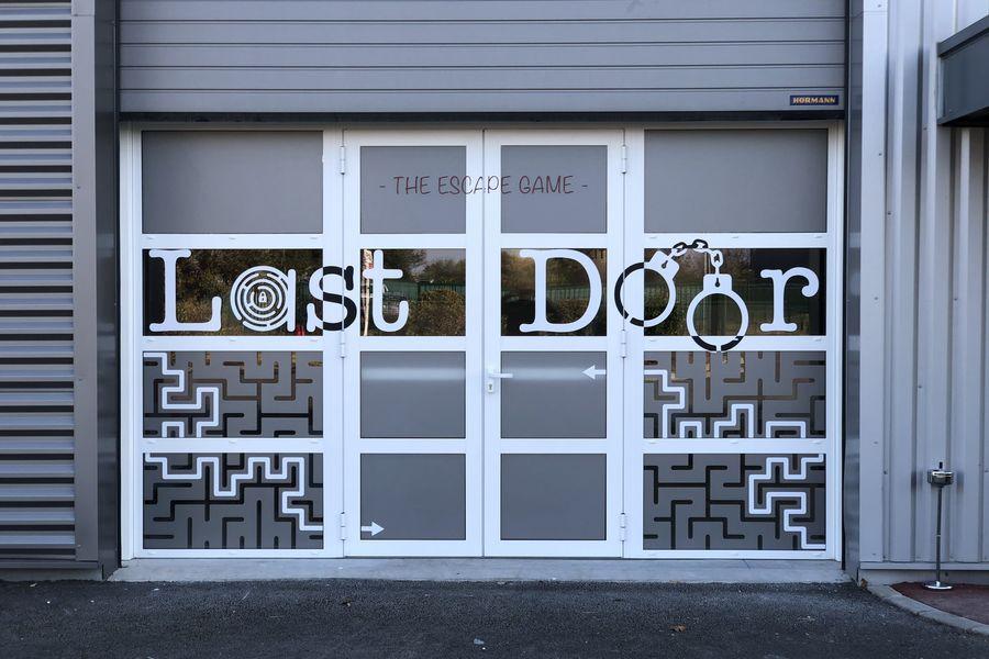 Last Door Entrée