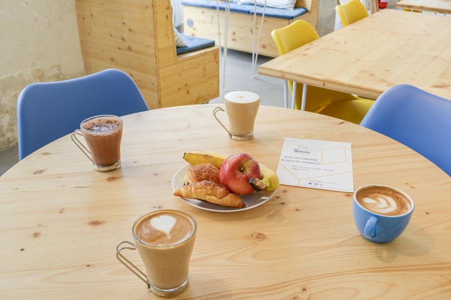 La Galerie Café Coworking 10