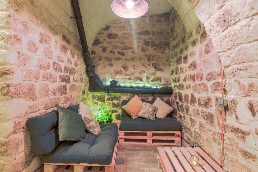 U'Factory Sous-sol - Espace détente