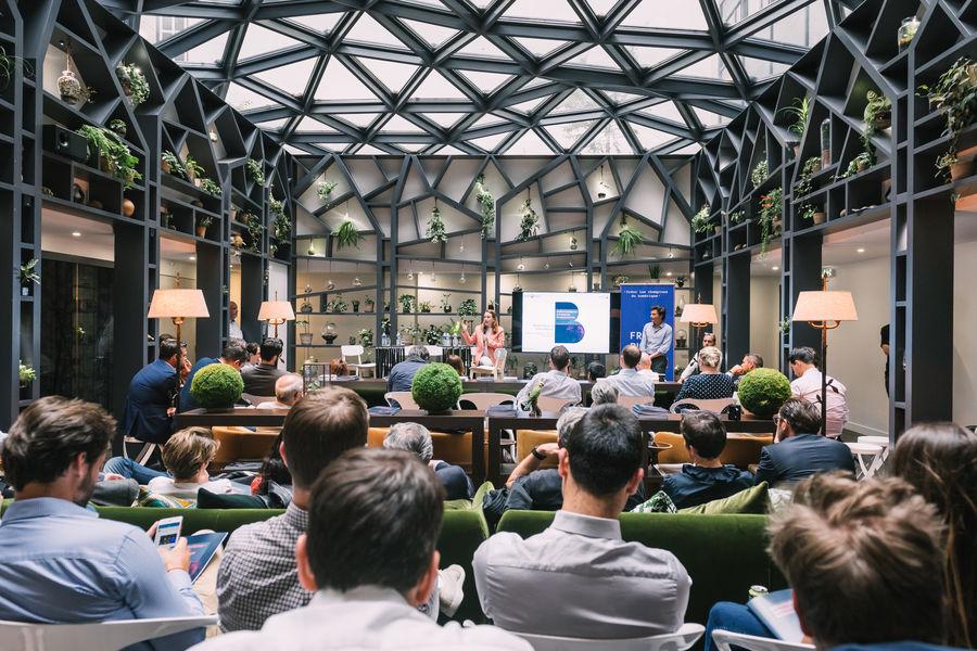Kwerk Haussmann Conférence