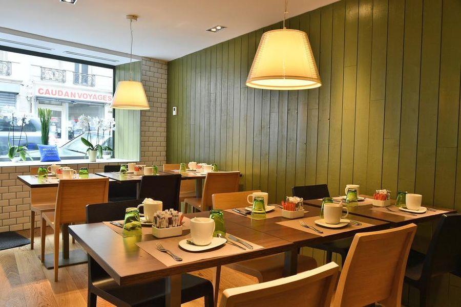 Mercure Paris Gare du Nord la Fayette Restaurant