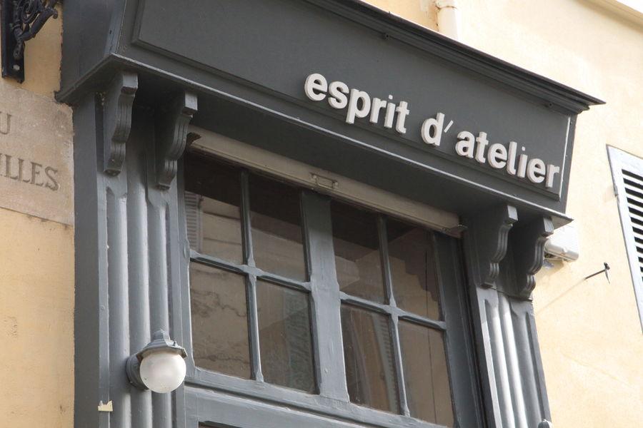 Esprit d'Atelier, Versailles quartier Saint-Louis Esprit d'Atelier, Versailles quartier Saint-Louis
