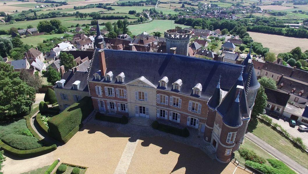 Château de Montmirail Château de Montmirail