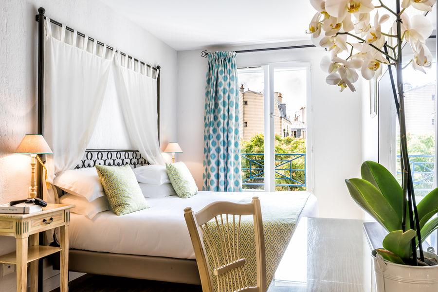 Villa Alessandra **** chambre double