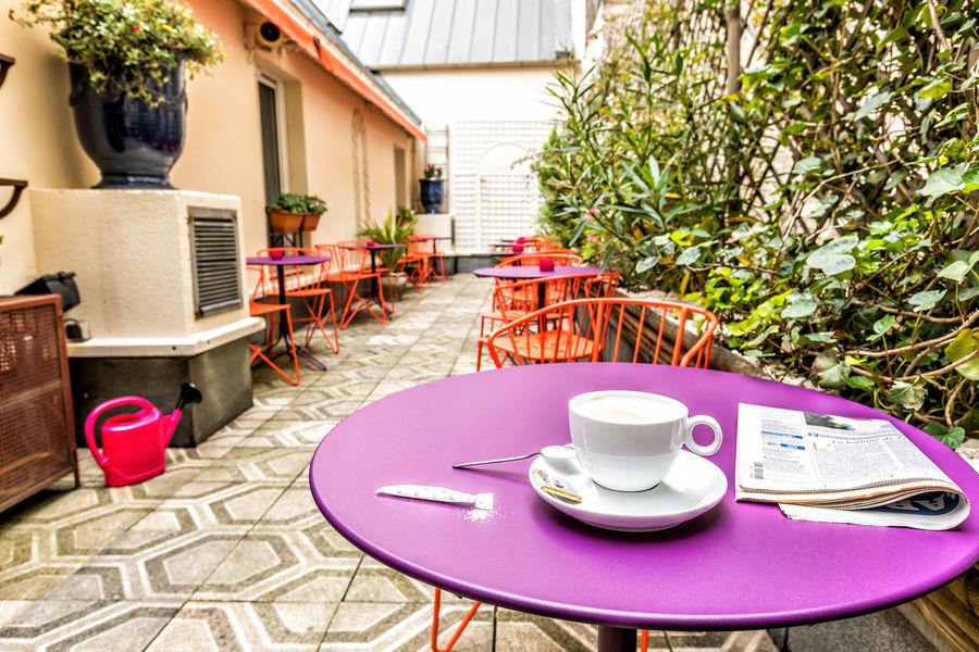 Villa Alessandra **** notre terrasse