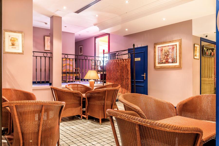 Villa Alessandra **** le lobby