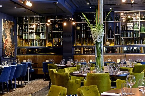 La Maison Restaurant Restaurant
