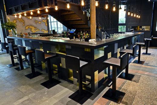 La Maison Restaurant Bar intérieur