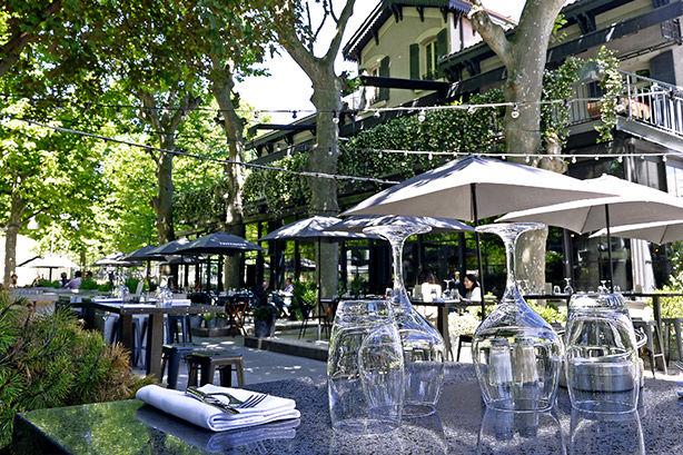 La Maison Restaurant Terrasse
