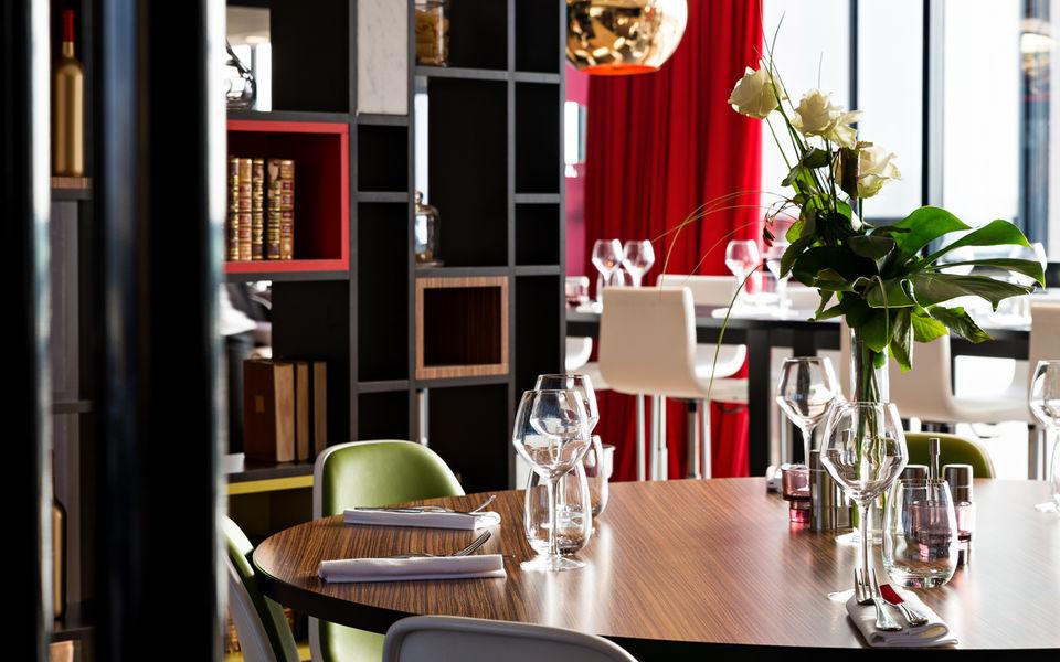 Holiday Inn Reims - City Centre Restaurant