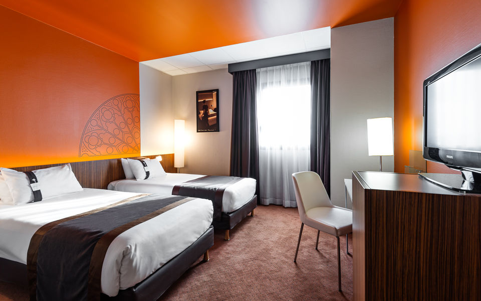 Holiday Inn Reims - City Centre Chambre twin