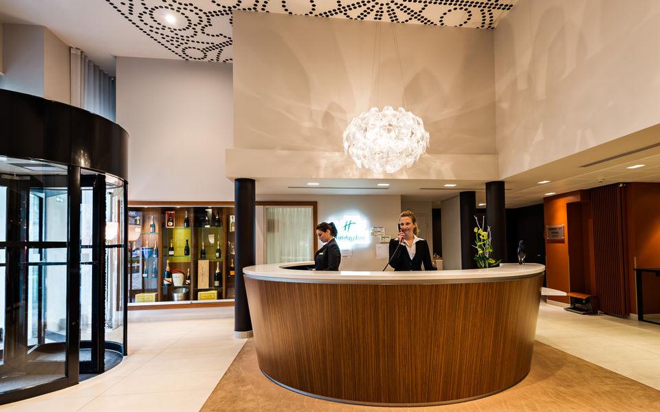 Holiday Inn Reims - City Centre Accueil