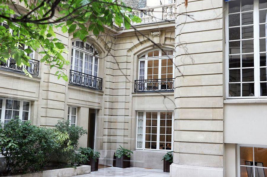 Baya Axess Etoile Galilée Cour intérieure
