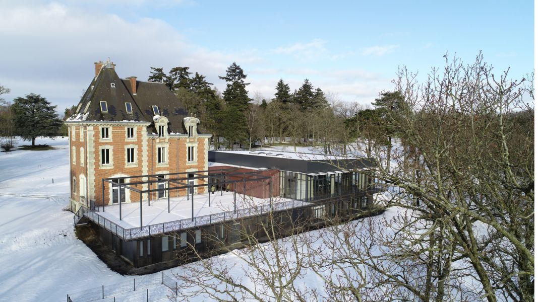 Domaine de Montigny Dom