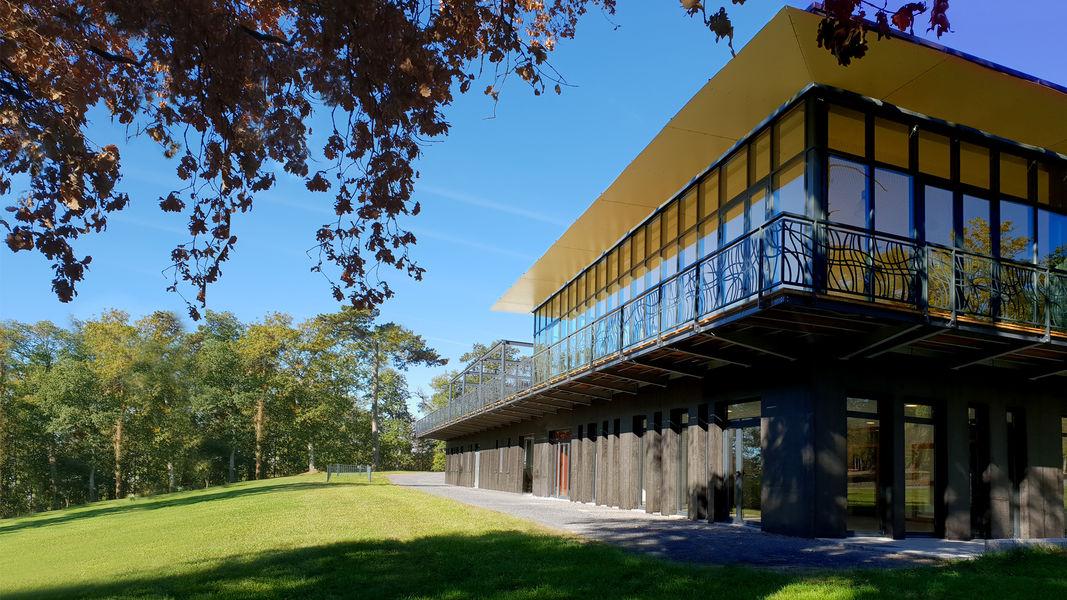 Domaine de Montigny Salle Vivaldi Quatre Saisons et Espace Réunion Modulable