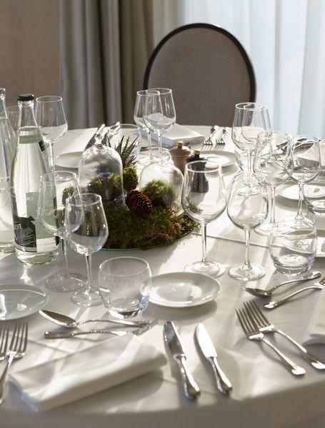 Hyatt Regency Chantilly **** Banquet table