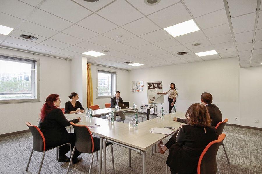 Mercure Paris Val-de-Fontenay **** Salle de séminaire 43 m2