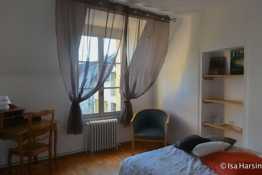 Domaine de Toussacq Chambre
