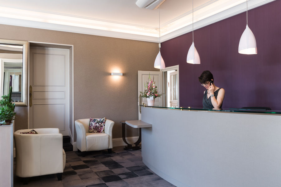 Hotel The Originals Auxerre Normandie 22