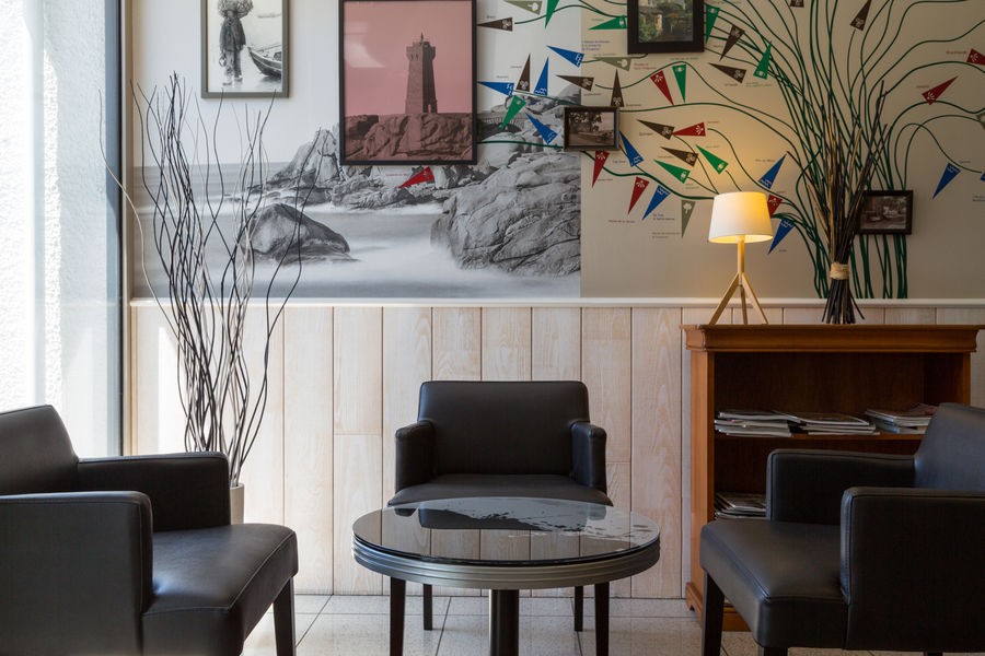 Hotel The OriginalsSaint-Brieuc Nord Au Chêne Vert 8