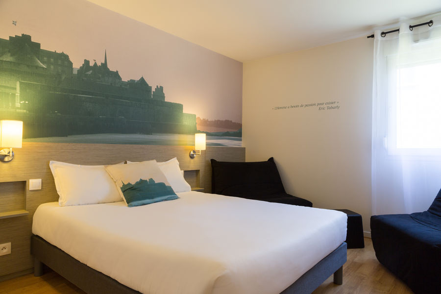 Hotel The OriginalsSaint-Brieuc Nord Au Chêne Vert 7