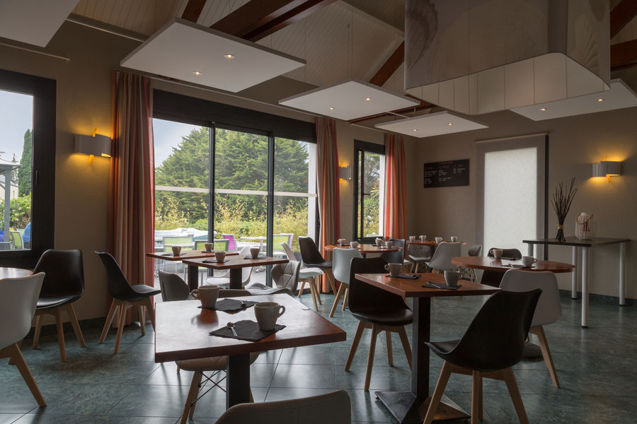 Hotel The OriginalsSaint-Brieuc Nord Au Chêne Vert 5