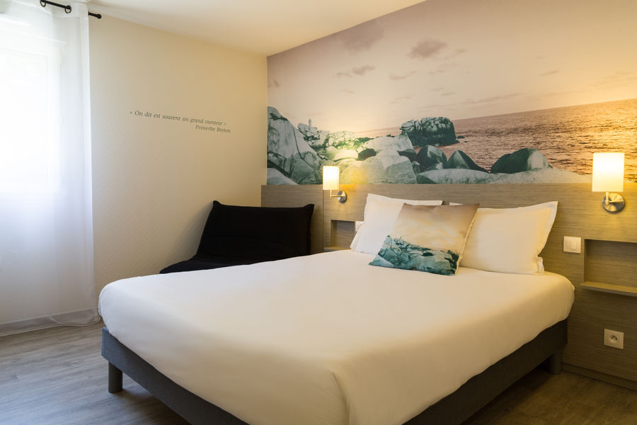 Hotel The OriginalsSaint-Brieuc Nord Au Chêne Vert 15