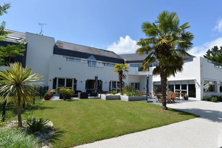 Hotel The Originals du Golf de Saint-Laurent Carnac Nord 29